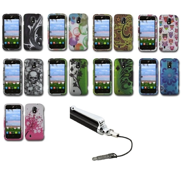 For ZTE Majesty / Source Design Hard Protector Cell Phone Case Cover